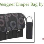 Mod Diaper Bag