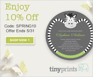 Black Friday and Cyber Monday Deals at Tiny Prints!