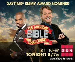 American Bible Challenge Season 3 Launch with Giveaway!