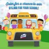 Lysol Healthy Habits Bus