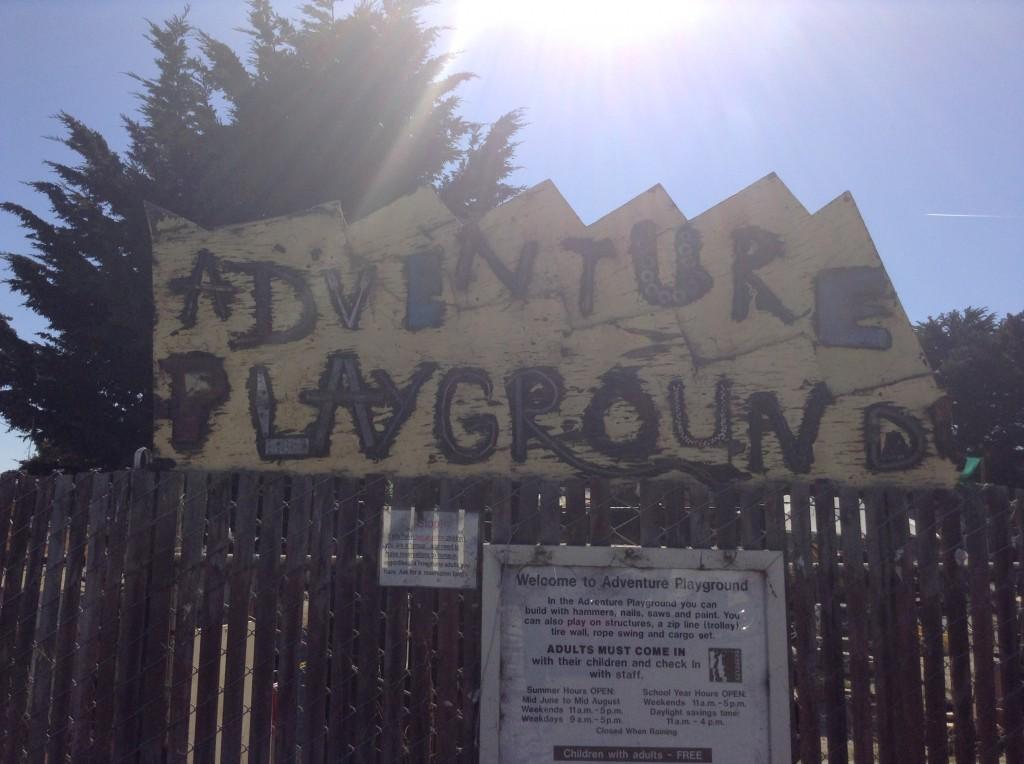 Adventure Playground, Berkeley Marina, Berkeley, CA
