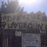 Wordless Wednesday: Adventure Playground, Berkeley Marina!