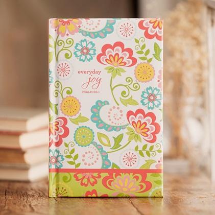 dayspring joyforeveryday journal