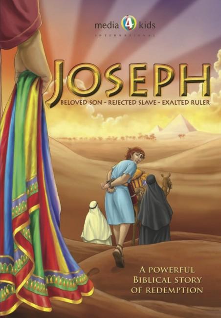 Animated Series Story of Joseph