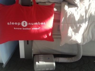 Sleep Number Dual Temp Air