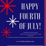 Fun in the Summer – Happy Independence Day!