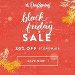 DaySpring Black Friday Sale, 30% Off Sitewide Sale