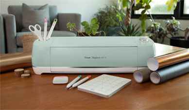 Cricut-New Cricut Explore Air 2