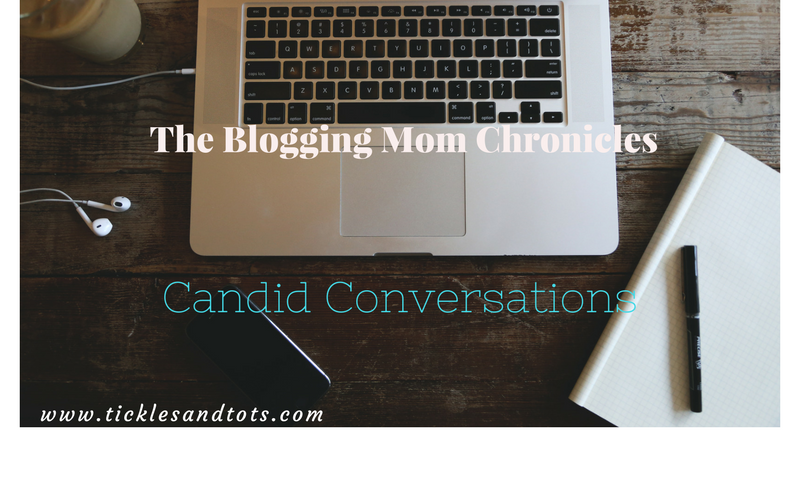 Blogging Mom Chronicles are Back!