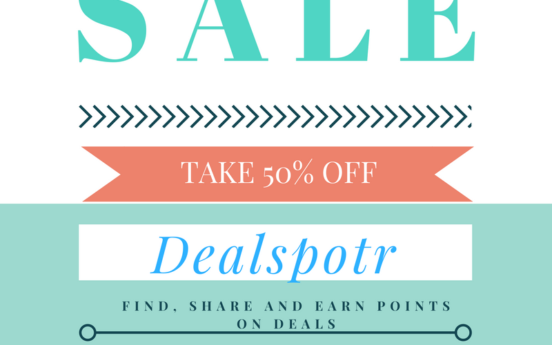 Dealspotr – A New Way to Earn, Shop and Save Money