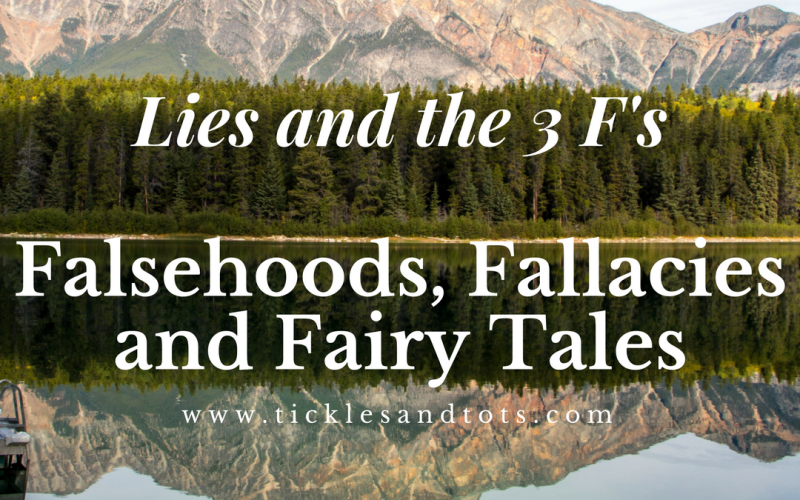 Lies and the 3 F's