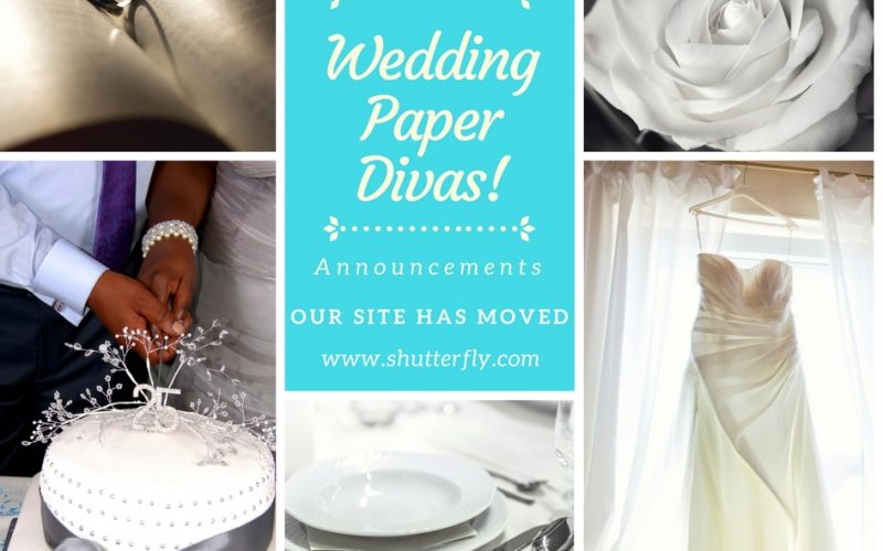 Wedding Paper Divas has Moved