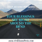 Motivation Moment – Keep Moving Forward