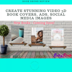 Book Brush – Create a 3D Book Cover, Ad or Video in Minutes