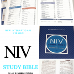 NIV Study Bible – Fully Revised Edition Review